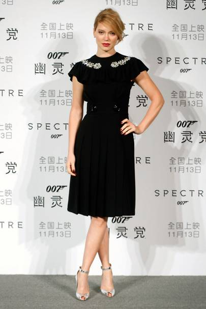 Spectre press conference, Beijing - November 10 2015