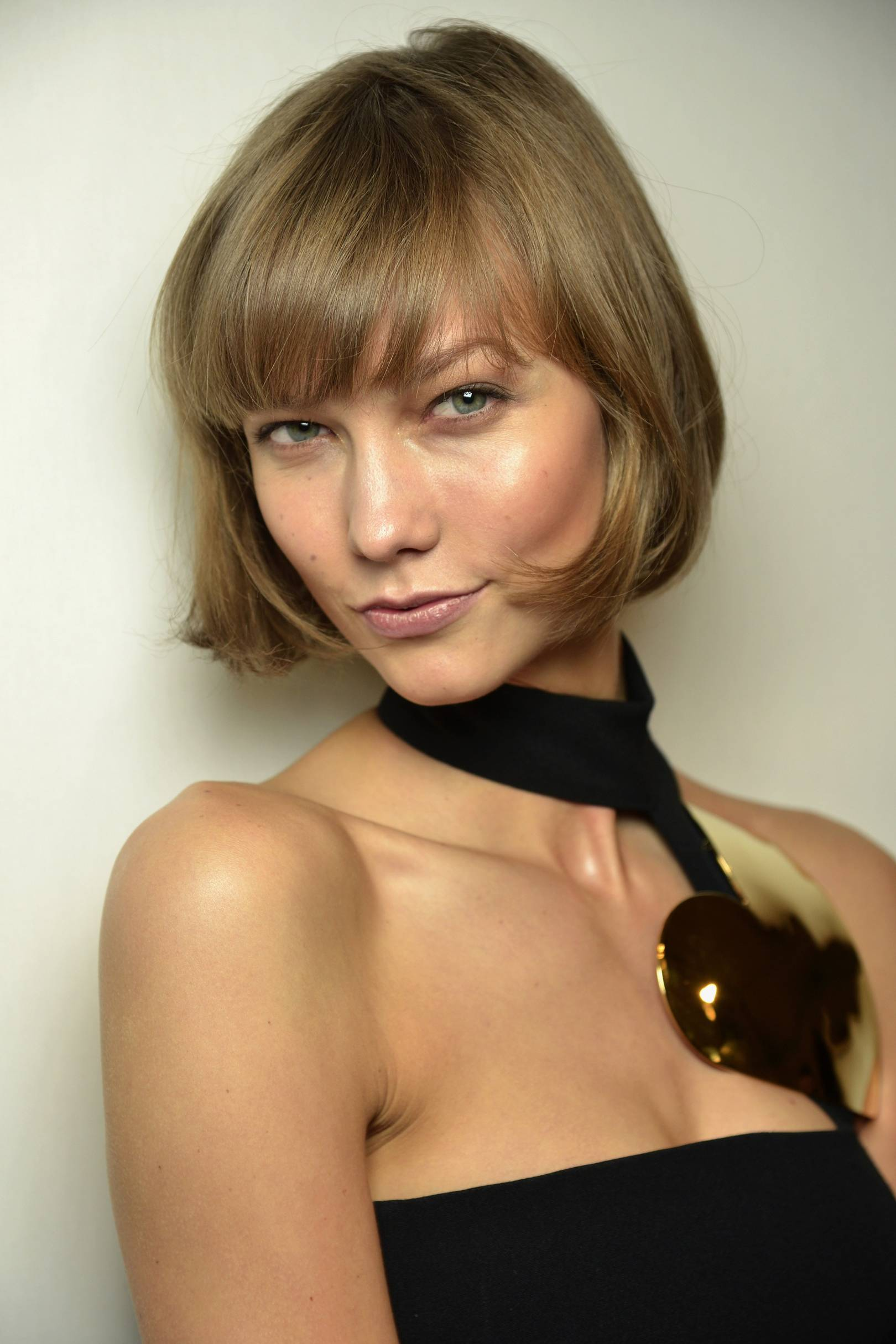 Model Karlie Kloss Cried Over Bob Haircuthairstyle British Vogue