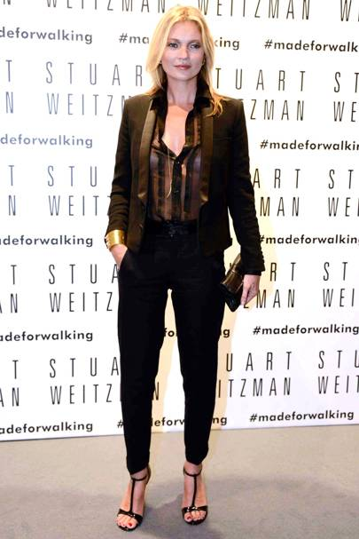Stuart Weitzman Boutique Opening -  September 19 2013