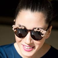 Diana Enciu, style consultant