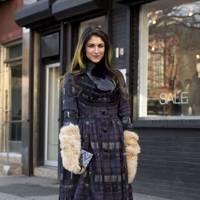 Preetma Singh, fashion editor