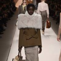 Fendi Autumn/Winter 2018 Ready-To-Wear Collection