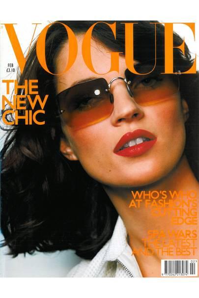 Vogue Cover, February 2000