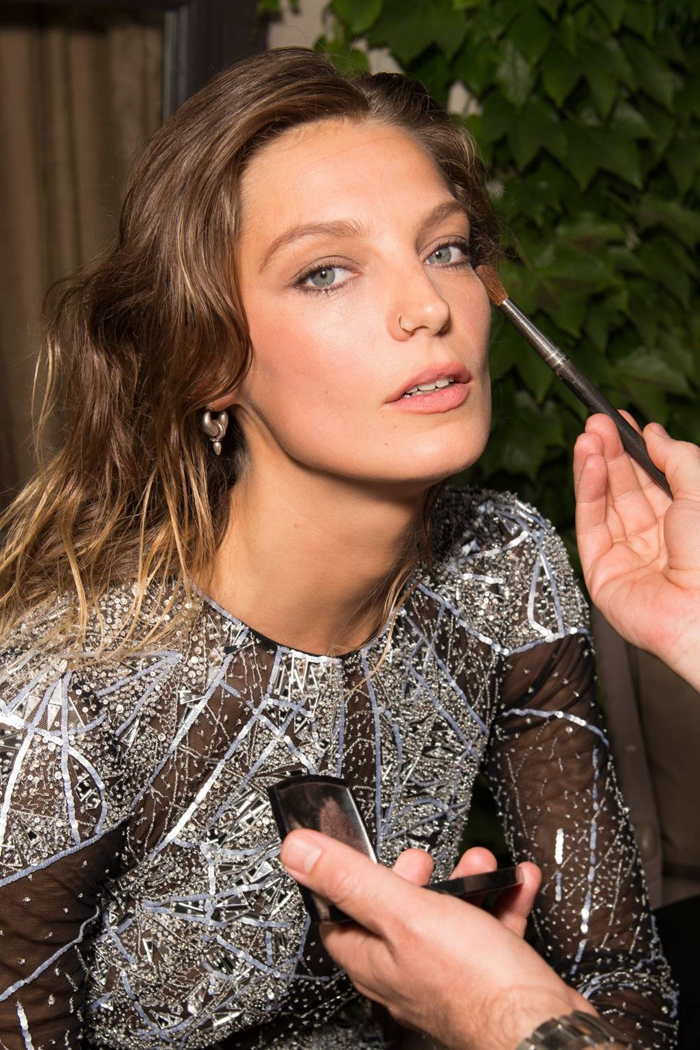 ec585d78910 Daria Werbowy Interview: Beauty, Hair, Lancôme | British Vogue