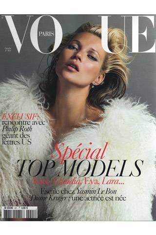 Vogue Paris, October 2009