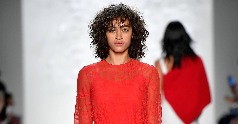 sale retailer 405cb 2952b Noon By Noor SpringSummer 2018 Ready-To-Wear show report  British Vogue
