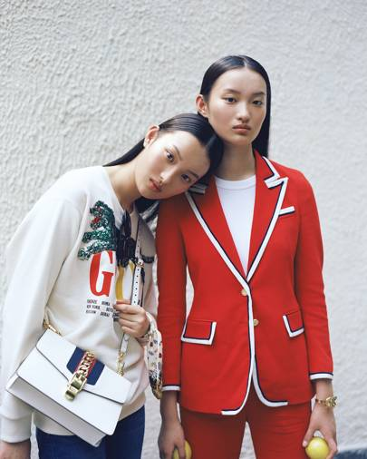 6c65190db China's sprawling fashion capital, Shanghai, has long been revered for its  idiosyncratic sense of style – a remix of Eastern and Western influences  that has ...