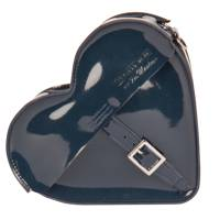 Mini heart satchel, £125