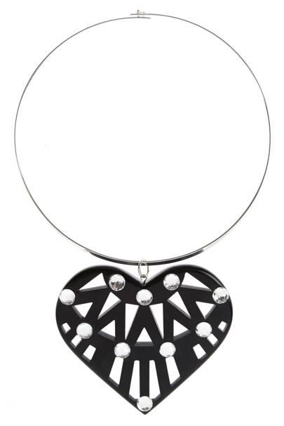 Hearty pendant, £95