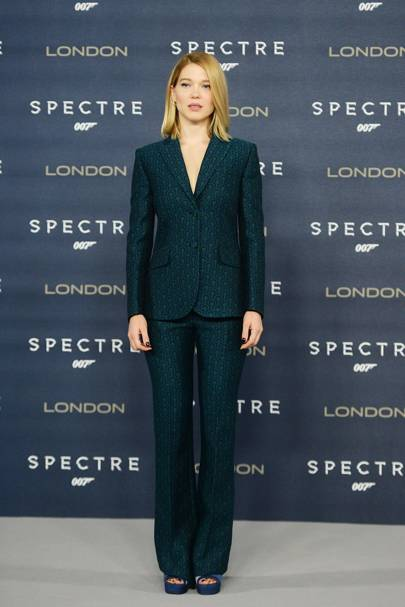 Spectre press conference, London - October 22 2015