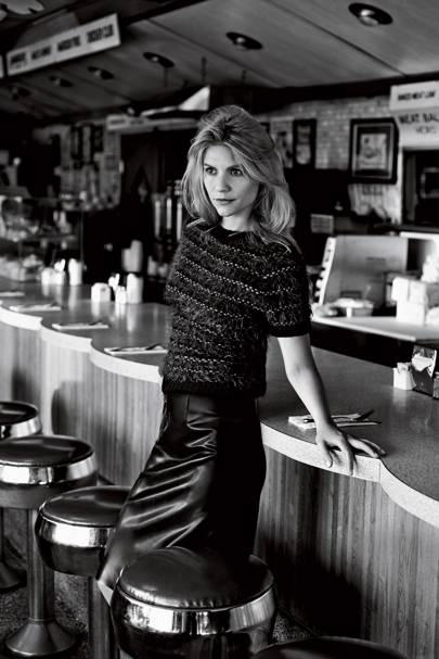 Claire Danes: November 2013 Issue