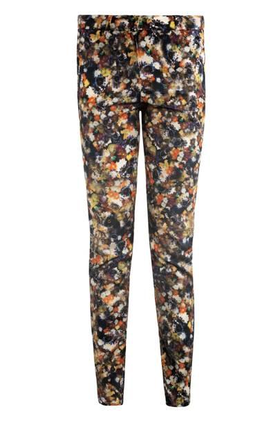 Erdem Narcisse flower print Esmeralda trousers, £560