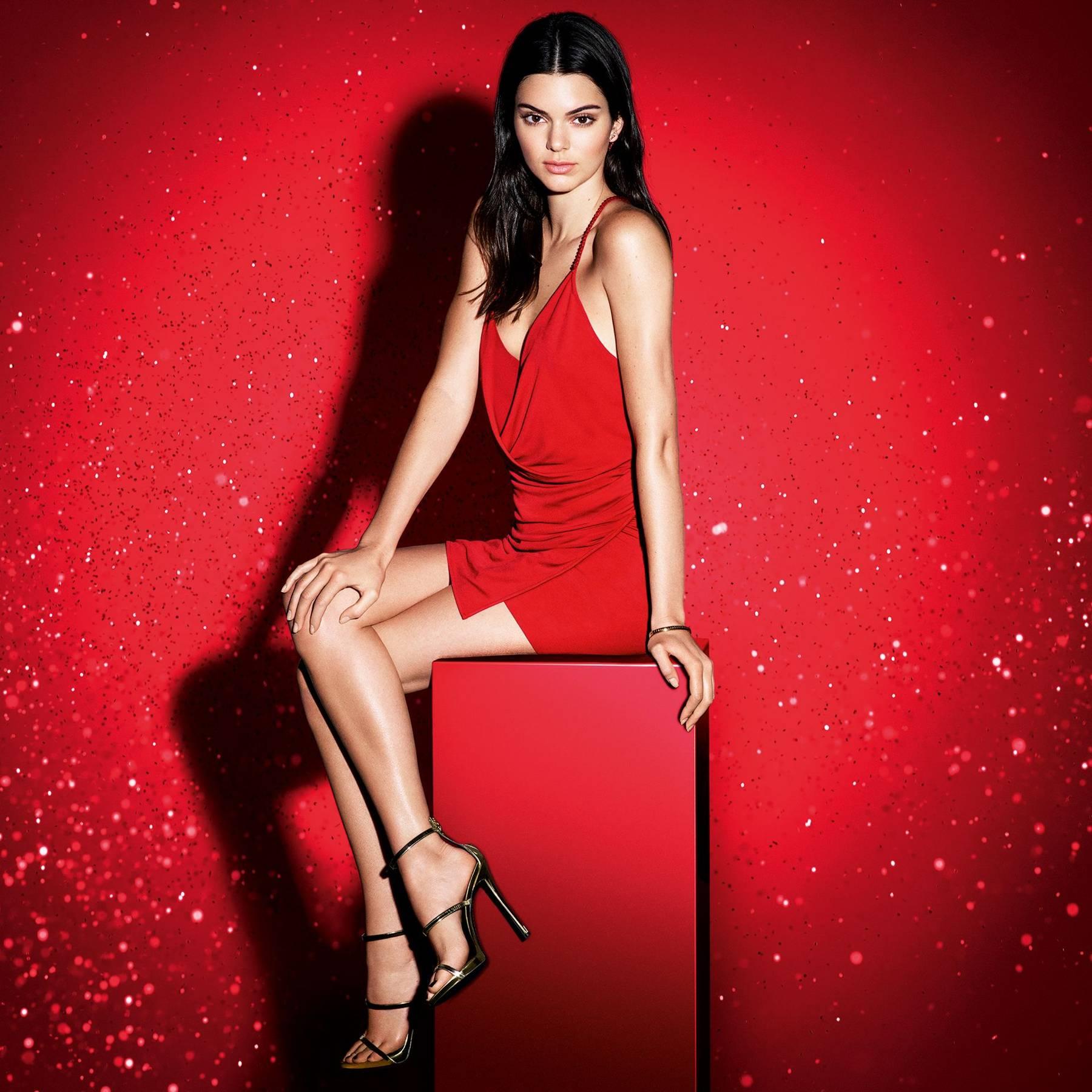 Kendall Jenner Christmas Interview   British Vogue