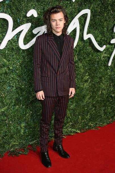 f38bb97a Harry Styles: Style Evolution | British Vogue