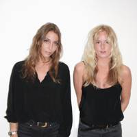 Elvira Vintage's Tori Steinberg and Sophie Scrimeour