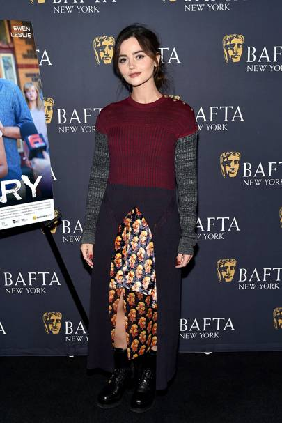 """The Cry"" Bafta film screening, New York - January 10 2019"