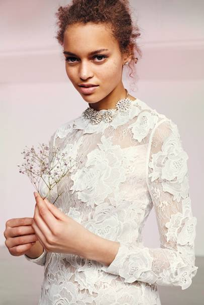 4ad0800434f0 When we revealed that ASOS was creating an affordable bridal collection  last November, the reaction was, to put it mildly, a positive one, and now  the wait ...