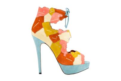 a6f0c2ca5 Roger Vivier and Charlotte Olympia - Fun With Accessories