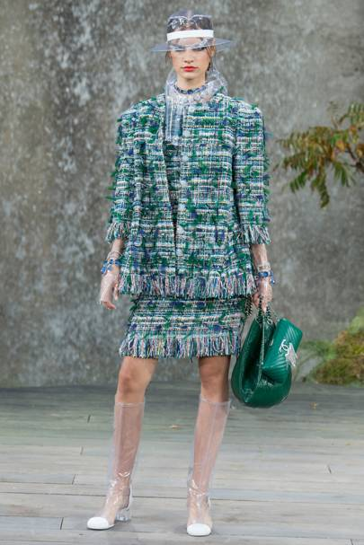 7298cfe885 Chanel Spring Summer 2018 Ready-To-Wear show report