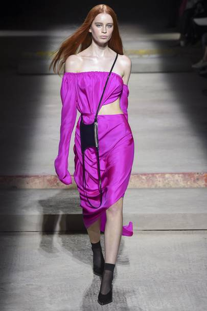 8b36b660e73e Fashion East Spring Summer 2018 Ready-To-Wear show report