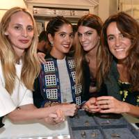 Noor Fares jewellery collection launch - September 25 2014