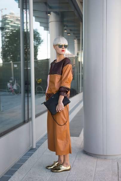 Linda Tol, blogger