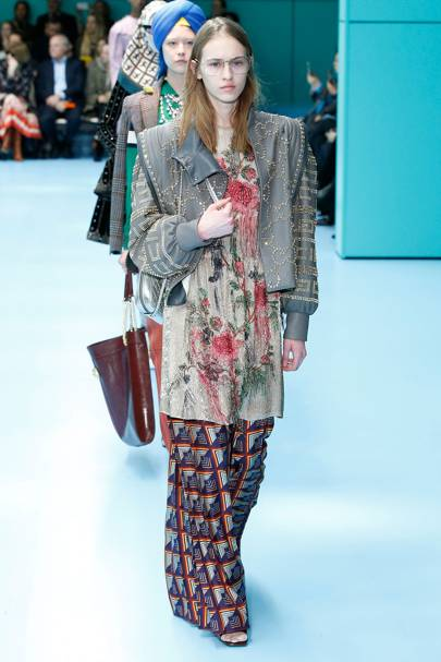 53f58d2f98e4 Gucci Autumn Winter 2018 Ready-To-Wear show report
