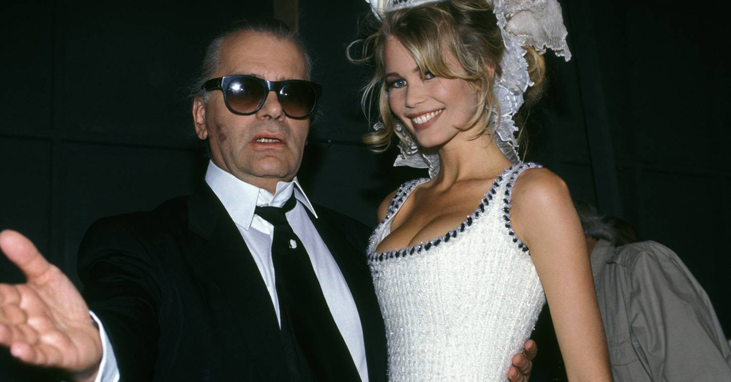 25 Of Karl Lagerfeld's Most Iconic Muses