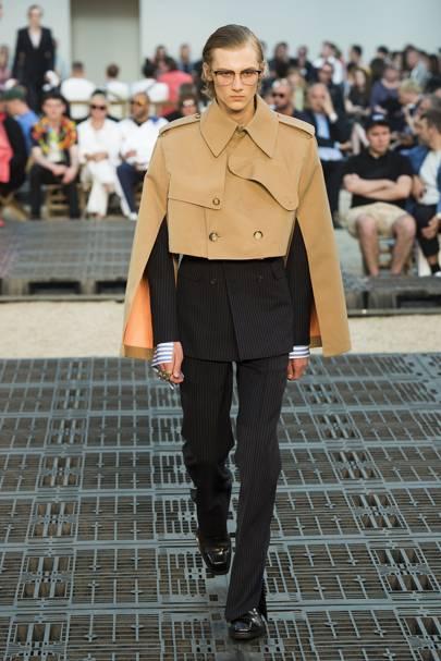 Alexander McQueen Spring Summer 2019 Menswear show report  d6e9350330a01