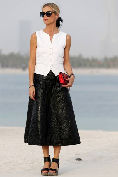 Chanel Pre-Spring/Summer 2015 show, Dubai - May 13 2014