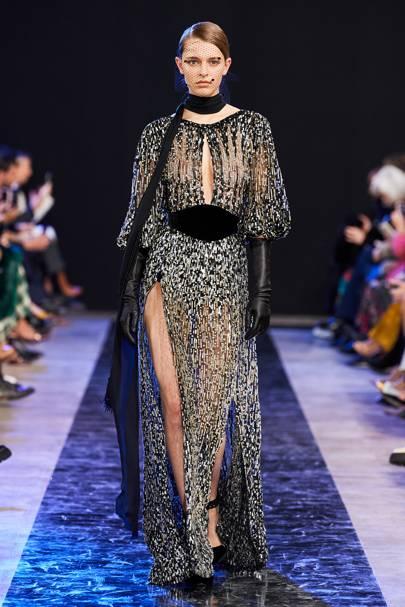 Elie Saab Spring Summer 2018 Ready To Wear Show Report British Vogue