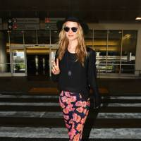 LAX airport, LA – October 17 2015