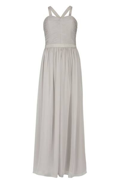 Floor-length gown, £399