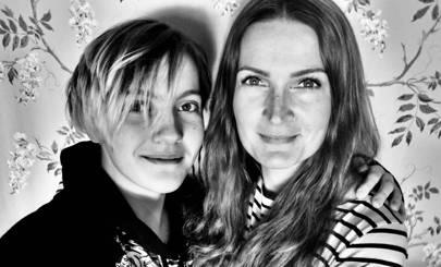 Grace Walker Dolan with her mother Sophie