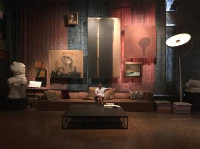 Off-the-beaten-track Art: Fortuny Palace