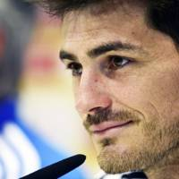 Iker Casillas, Spanish goalkeeper