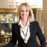 Caroline Castigliano, bridal designer