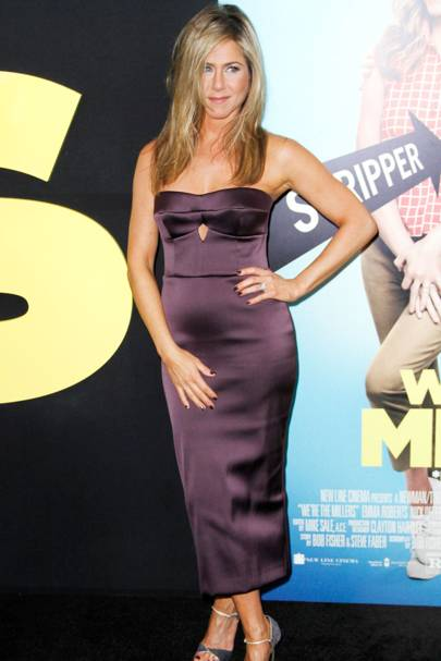We're The Millers premiere, LA - August 1 2013