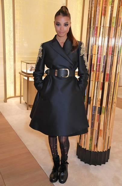 "The British Vogue x Cartier Dinner Celebrating ""Vogue Darlings"", London - June 5 2019"