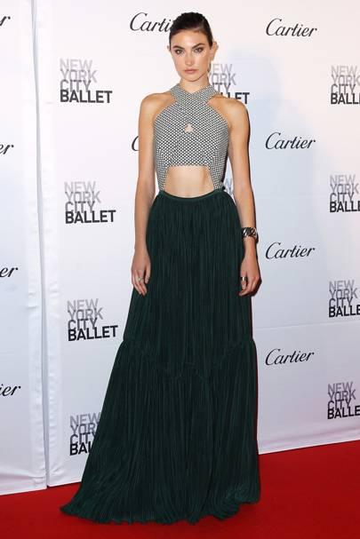 New York City Ballet Fall Gala, New York - September 30 2015