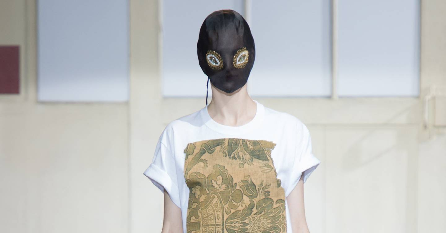 ed78bfd73392d Maison Martin Margiela Spring Summer 2014 Couture show report   British  Vogue