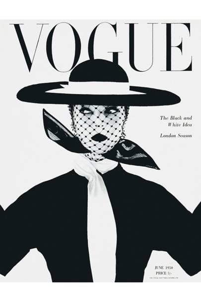 Vogue Cover June 1950