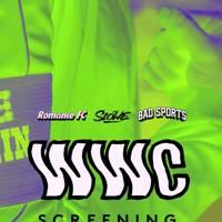Romance FC x SLOWE x Bad Sports WWC19 Screening, June 19