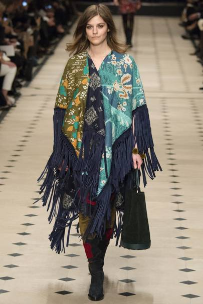 Burberry Prorsum Autumn Winter 2015 Ready-To-Wear show report ... 854f73c9f46b6