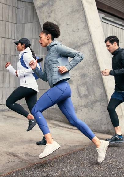 4a17ab5b02 Lululemon is about to stretch off its yoga mats and stride into the  footwear market. The sportswear brand, best known for its matchy-matchy gym  gear beloved ...
