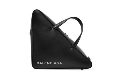 Balenciaga's geometric bags