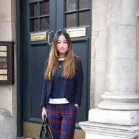Vickie Shi, student