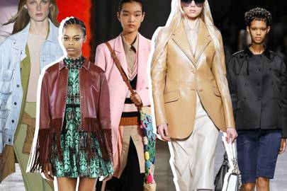 Spring s jackets are a resolutely smart bunch. Even the most practical of  offerings have had a sophisticated reboot. See this season s take on  utility with ... 3fa076fe847df