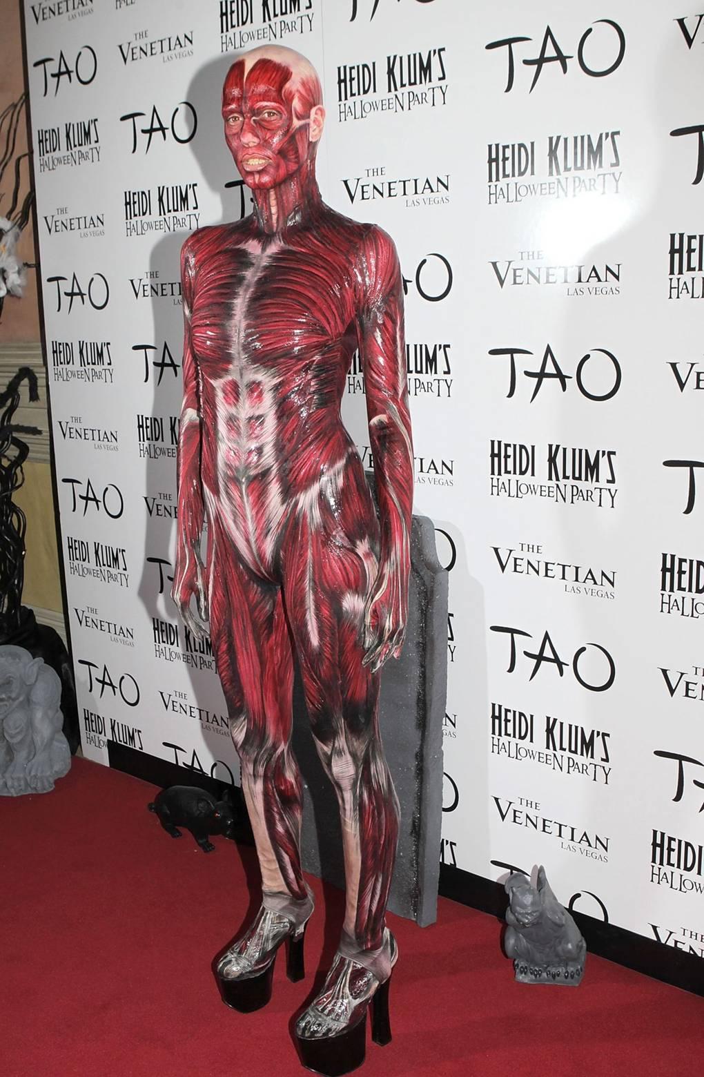 Heidi Klums Best Ever Halloween Costumes British Vogue