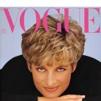 Vogue Cover, December 1991